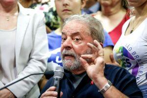 Lula declarou que é preciso evitar a aprovação da reforma da Previdência