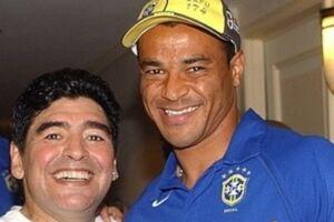 Diego Maradona e Cafu estão entre os oito auxiliares do evento