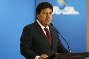 O ministro aproveitou o pronunciamento para desejar boa sorte e calma aos candidatos