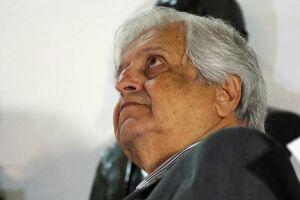 O presidente do Santos, Modesto Roma Júnior, não poupou críticas ao agente