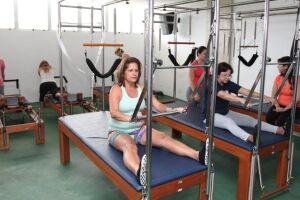 Arena Santos está com inscriçoes abertas para aulas de pilates e treinamento funcional