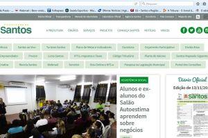 O Diário Oficial permanecerá totalmente acessível na internet