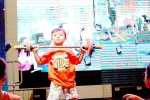A prática de exercícios físicos moderados pelas crianças pode diminuir a agressividade