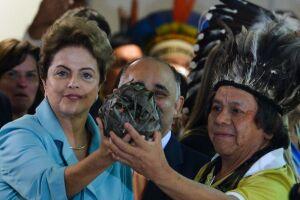 O PMDB vai ironizar a ex-presidente Dilma Rousseff no seu novo vídeo
