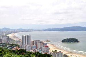 As águas da baía de Santos estão contaminadas por cocaína e remédios