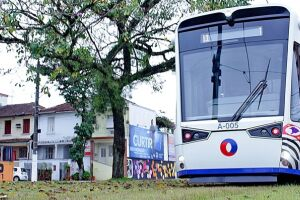 VLT ainda não trafega entre a Área Continental de São Vicente e no Porto de Santos