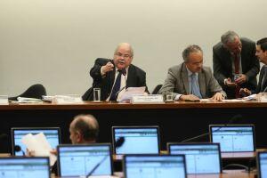 A PF vê 'estranheza' na ligação de Ministério da Justiça para Lúcio Vieira LIma