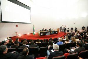 Abertura do 1º Seminário Internet e Eleições, organizado pelo Tribunal Superior Eleitoral (TSE) em parceria com o Ministério de Ciência e Tecnologia