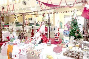 Crianças e suas famílias poderão curtir a chegada do Papai Noel e outras atividades durante o Auto de Natal, no Mercado Municipal de Santos