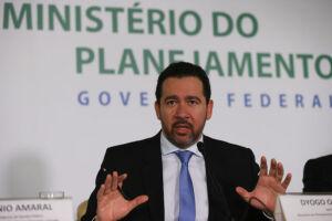 Dyogo Oliveira explicou que o governo está extinguindo a Desvinculação de Receitas da União