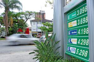 Preços variam até 16,7% em Santos
