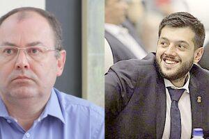Ação pede a nulidade da nomeação e posse dos secretários Gilberto Venâncio Alves (Coordenação Governamental) e Luiz Cláudio Venâncio Alves (Defesa e Convivência Social)