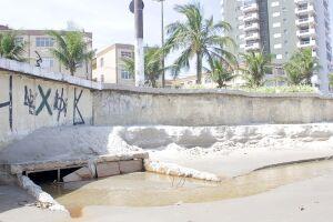 O sitema de drenagem de Praia Grande conta com 13 estações elevatórias