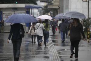 A virada do ano em São Paulo será debaixo de chuva