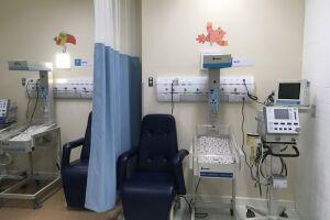 Hospital reabre com 75 leitos voltados para o SUS, com maternidade, centro cirúrgico e UTI