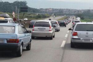 Mais de 802 mil veículos passaram pelas quatro praças de pedágio do corredor Ayrton Senna/Carvalho Pinto