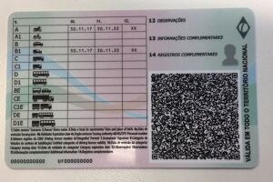Os motoristas que tiverem o documento ainda dentro da validade em papel não precisarão fazer a troca