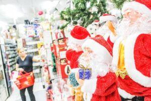 A chegada do Natal traz otimismo para o comércio, que volta a ficar movimento nessa época do ano