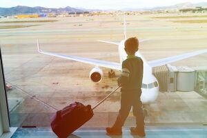 Muitas famílias aproveitam o período do recesso do final do ano para viajar
