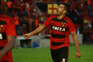 O meia-atacante já aceitou as condições oferecidas pelo clube paulista, mas é necessário entrar em acordo com o Sport