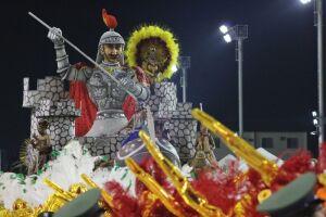 O Carnaval 2018 de Santos promete uma viagem pelo mundo e pelas lendas do povo
