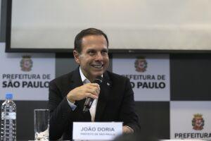 João Doria anunciou que irá antecipar o salário de dezembro e o décimo terceiro dos servidores públicos da cidade