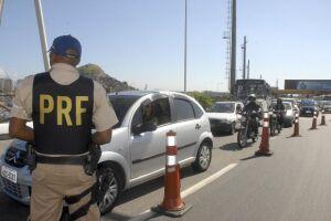 Fiscalização vai combater excesso de velocidade e uso de álcool por motoristas