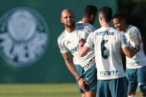 Felipe Melo disse que pensou em se transferir para a Major League Soccer em determinado momento de sua carreira