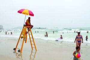 As chuvas mais fortes estarão concentradas durante a tarde na região