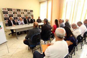 Os dados foram apresentados pelo delegado seccional, Manoel Gatto Neto
