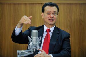O ministro da Ciência, Tecnologia, Inovações e Comunicações, Gilberto Kassab