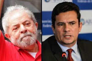"""Questionado se não teria dito isso ao juiz Sergio Moro, Lula respondeu que sim. """"Acho que o Moro é surdo. Não ouve o que falo"""", afirmou"""