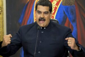 Maduro acusou Portugal por não ter entregado as importações a tempo para o Natal