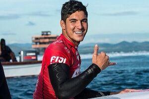 Gabriel Medina chega à última etapa do Mundial de Surfe com chances de ser campeão