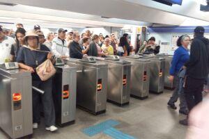 O preço do ônibus e do metrô irá para R$ 4 em São Paulo