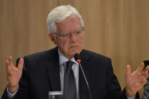 O ministro participou do Fórum Estadão sobre reforma da Previdência