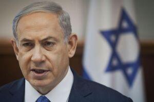 Binyamin Netanyahu pediu que a União Europeia siga o exemplo do presidente dos EUA, Donald Trump