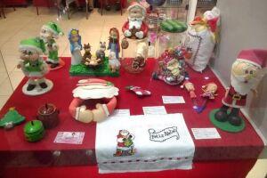 As Oficinas de Natal do Brisamar Shopping acontecem até o dia 13 de dezembro