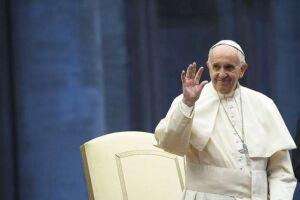 O papa Francisco teve um encontro emotivo em Bangladesh