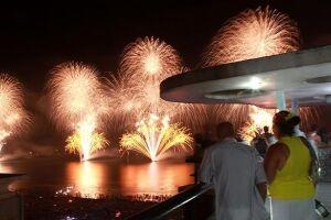 Sete das nove cidades da Baixada Santista divulgaram a programação de Ano Novo