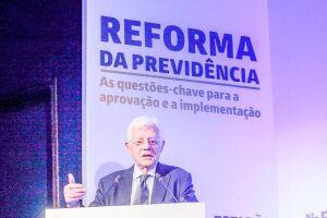 Moreira Franco evitou ontem estabelecer uma data para que a proposta de reforma da Previdência seja votada