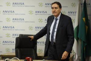 O diretor-presidente da Anvisa, Jarbas Barbosa, lança a segunda edição do Anuário Estatístico do Mercado Farmacêutico