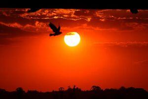 O verão terá influência do fenômeno La Niña de intensidade fraca