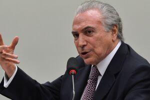 """Em sua mensagem, o presidente disse ainda que o país está levando adiante uma """"ambiciosa agenda de reformas para modernização do Brasil"""