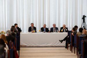 O Governo terá uma derrota simbólica se Previdência não for aprovada, disse o presidente Michel Temer