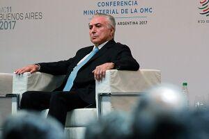 Michel Temer disse que a reforma da Previdência será aprovada, se não em 2017, 'no início do ano que vem'