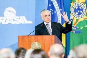 O Presidente Michel Temer disse que não cabe à união editar proposta de  negociação coletiva, pois é competência de estados e municípios
