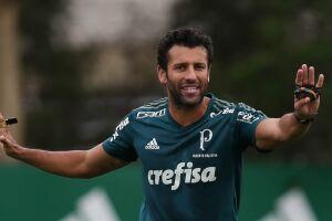 Alberto Valentim quer entregar o Palmeiras em segundo lugar