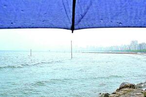 A reportagem aproveitou a semana chuvosa para fazer um tour pelas belezas que vão além do mar de uma das melhores cidades para se viver do Brasil.