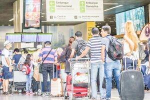 A Anac autorizou o aumento de 4,5833% nas tarifas dos terminais administrados pela Infraero